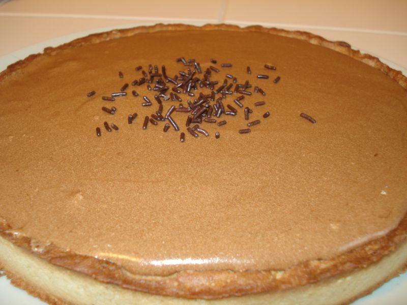 tarte mousse au chocolat et caramel onctueux on s fait une bouffe. Black Bedroom Furniture Sets. Home Design Ideas